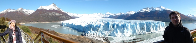 glacier moreno petra