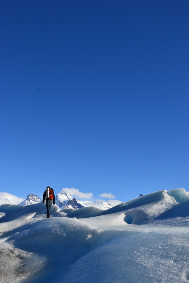 Perito Moreno Walk Guide