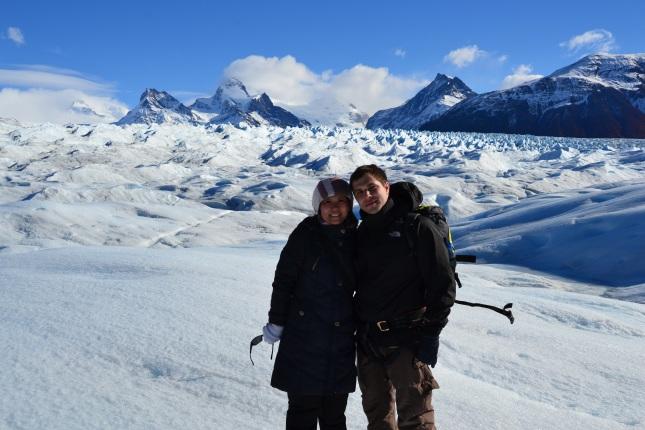 Perito Moreno Walk