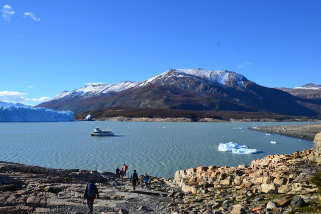 Perito Moreno Walk End